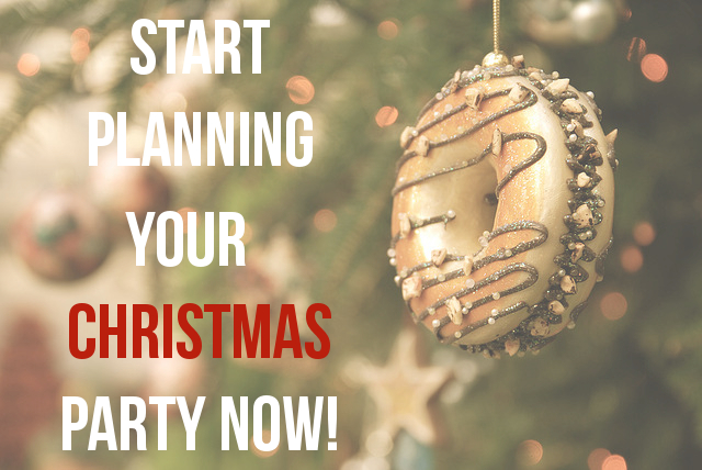 start planning your christmas party now the culinary exchange