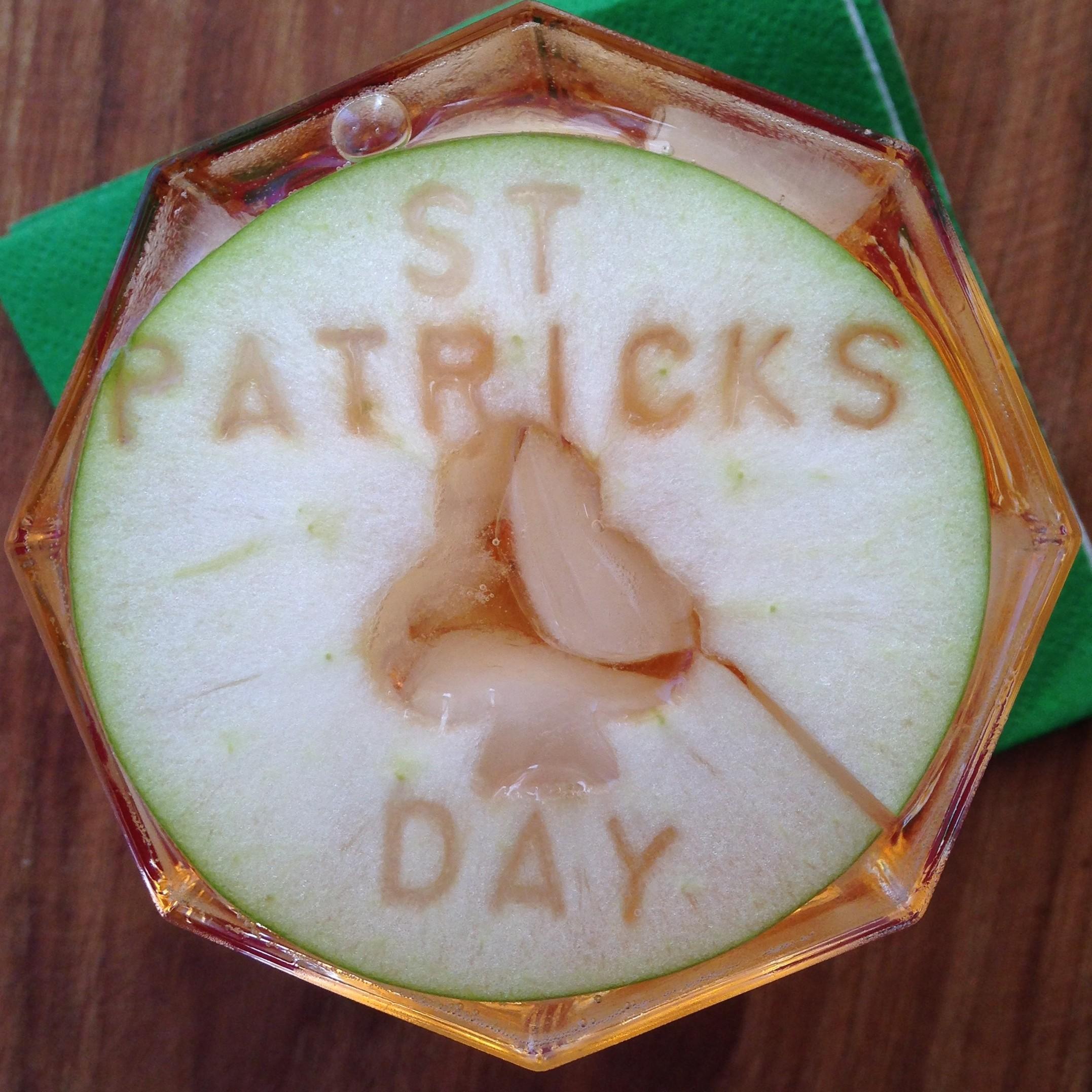 St Patricks Day Cocktail