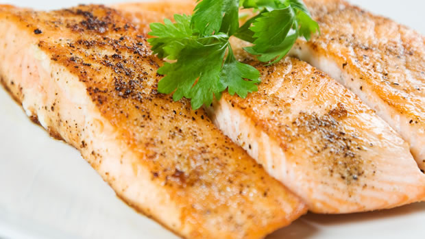 Cooked salmon fillet images galleries for How to cook salmon fish