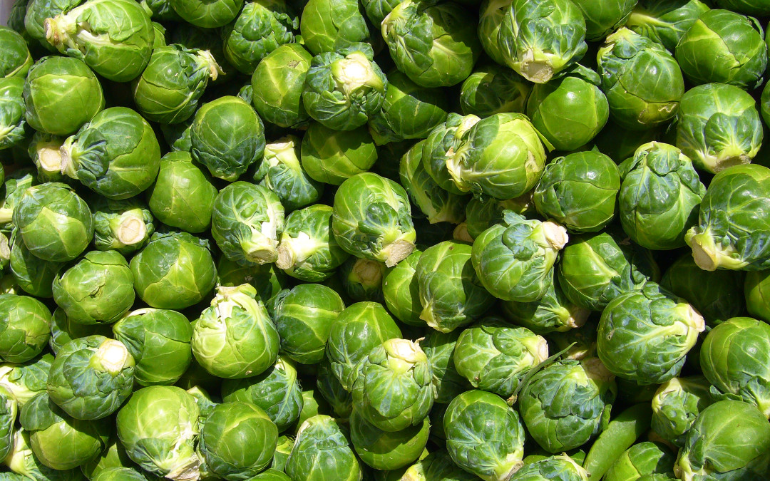 Pantry Raid: How to Cook Brussels Sprouts
