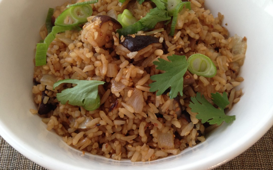 how to make rice take great