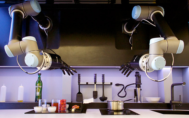 Internet of Things, Meet the Kitchen.