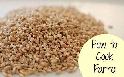 Pantry Raid: How to Cook Farro