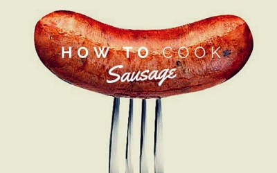Pantry Raid: How to Cook Sausage