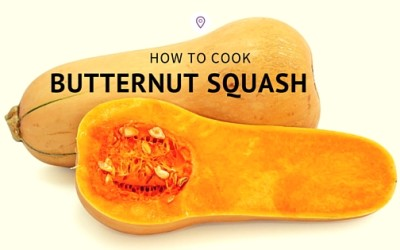 Pantry Raid: How to Cook Butternut Squash