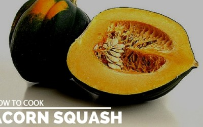 Pantry Raid: How to Cook Acorn Squash