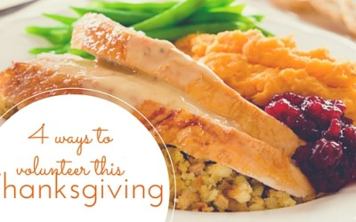 4 Ways to Help the Less Fortunate This Thanksgiving Holiday