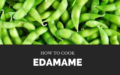 Pantry Raid: How to Cook Edamame