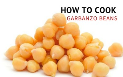 Pantry Raid: How to Cook Garbanzo Beans