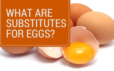 What's a Substitute for Eggs?