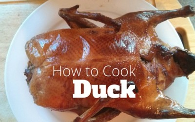 Pantry Raid: How to Cook Duck