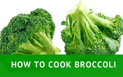 Pantry Raid: How to Cook Broccoli
