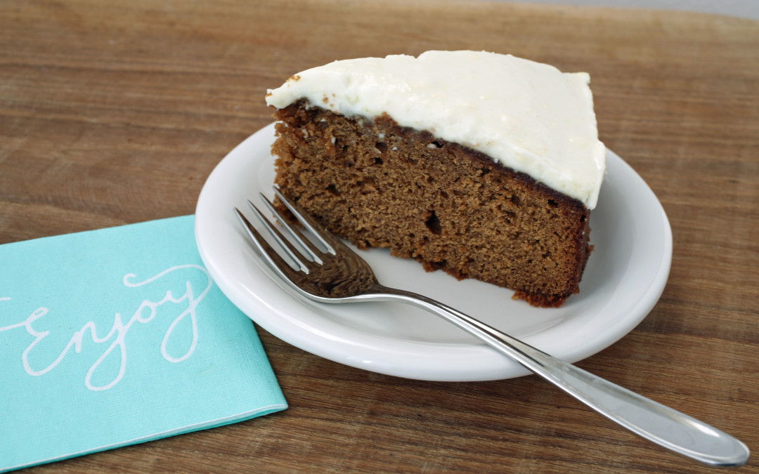 A Gingerbread Cake Recipe You Will Love