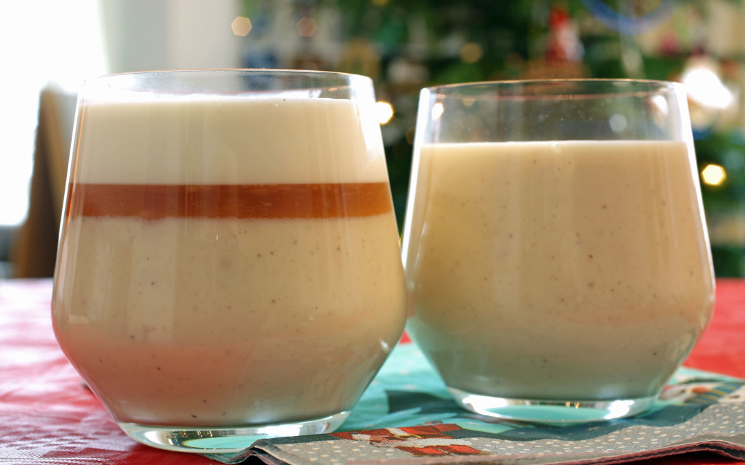 The Simplest Eggnog Recipe Ever