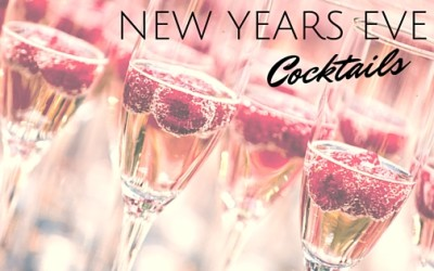 5 New Years Eve Cocktails To Ring in the New Year Right