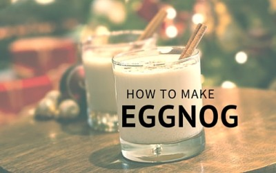 Pantry Raid: How to Make Eggnog