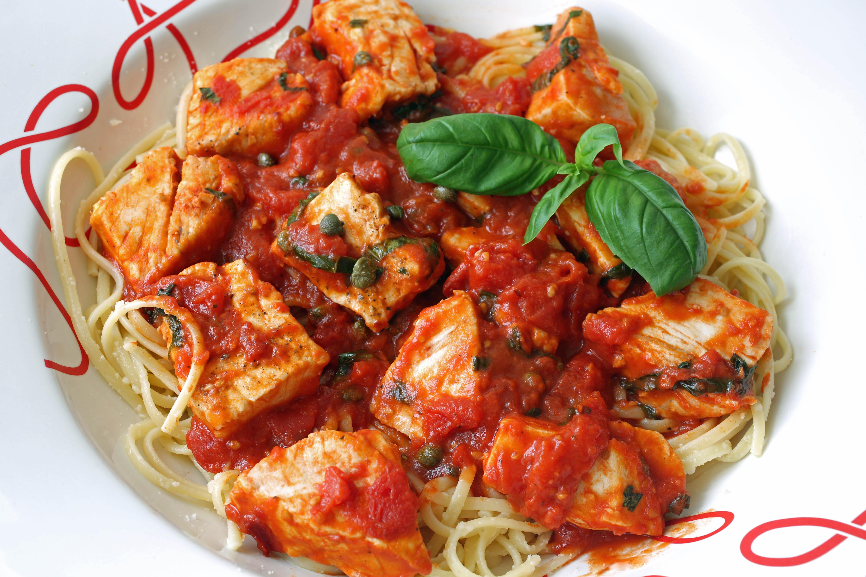 Simple canned tuna pasta recipe