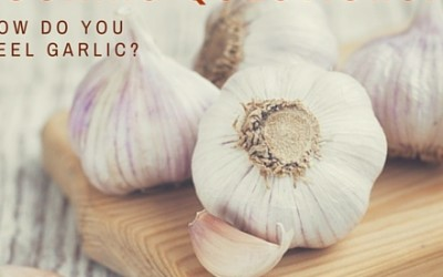 A Quick Guide on How to Peel Garlic