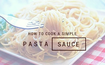 How to Cook Pasta Sauce Like a Real Italian