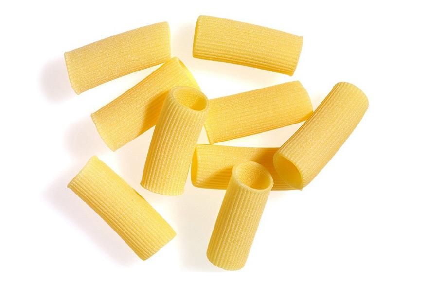 rigatoni pasta types