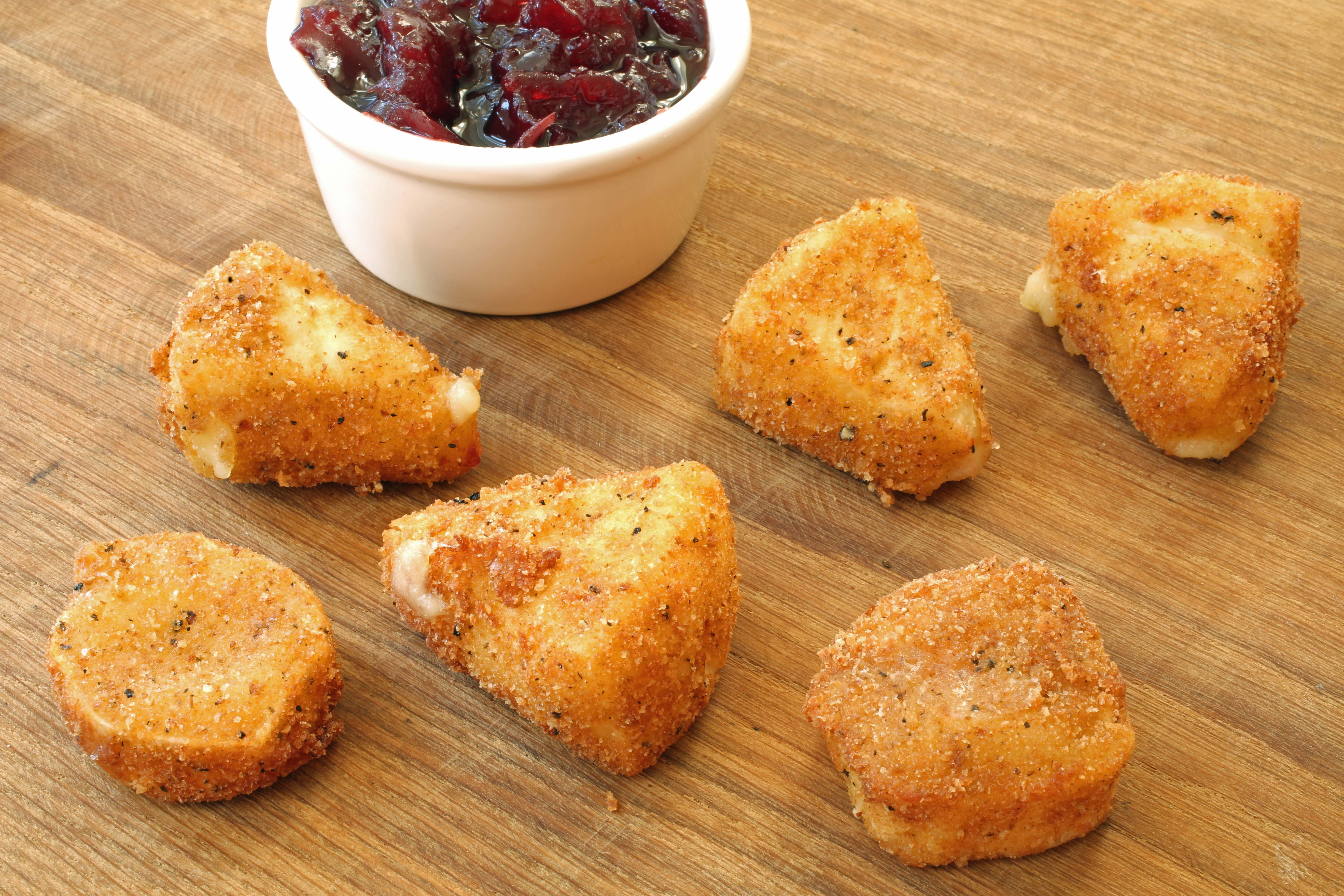 How To Make Fried Cheese - The Culinary Exchange