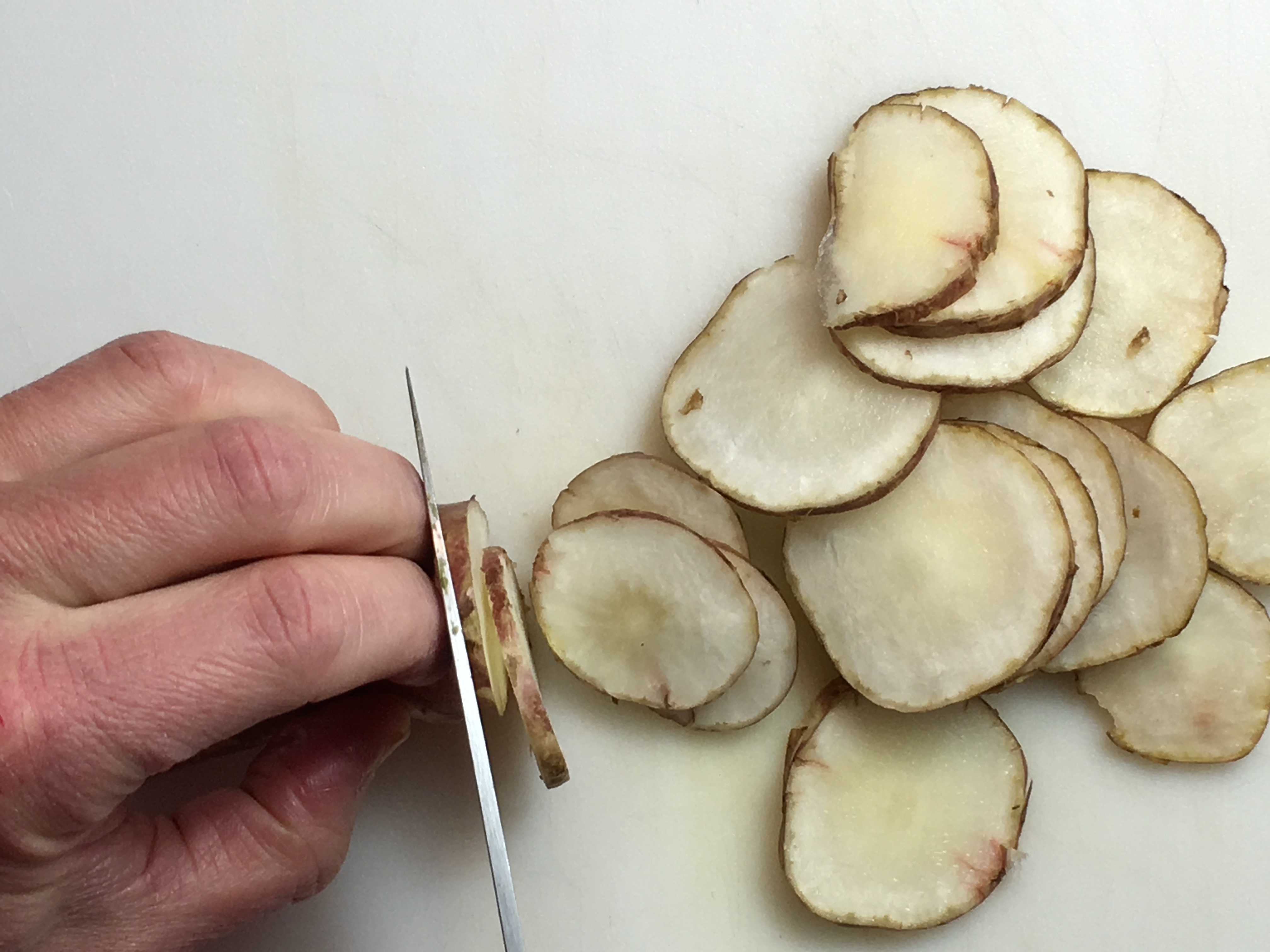 jerusalem artichoke recipe