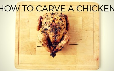 How to Carve a Chicken Like a Pro