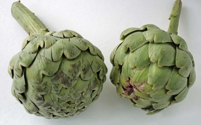 Pantry Raid: How To Peel An Artichoke