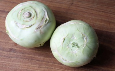Pantry Raid: How to Cook Kohlrabi