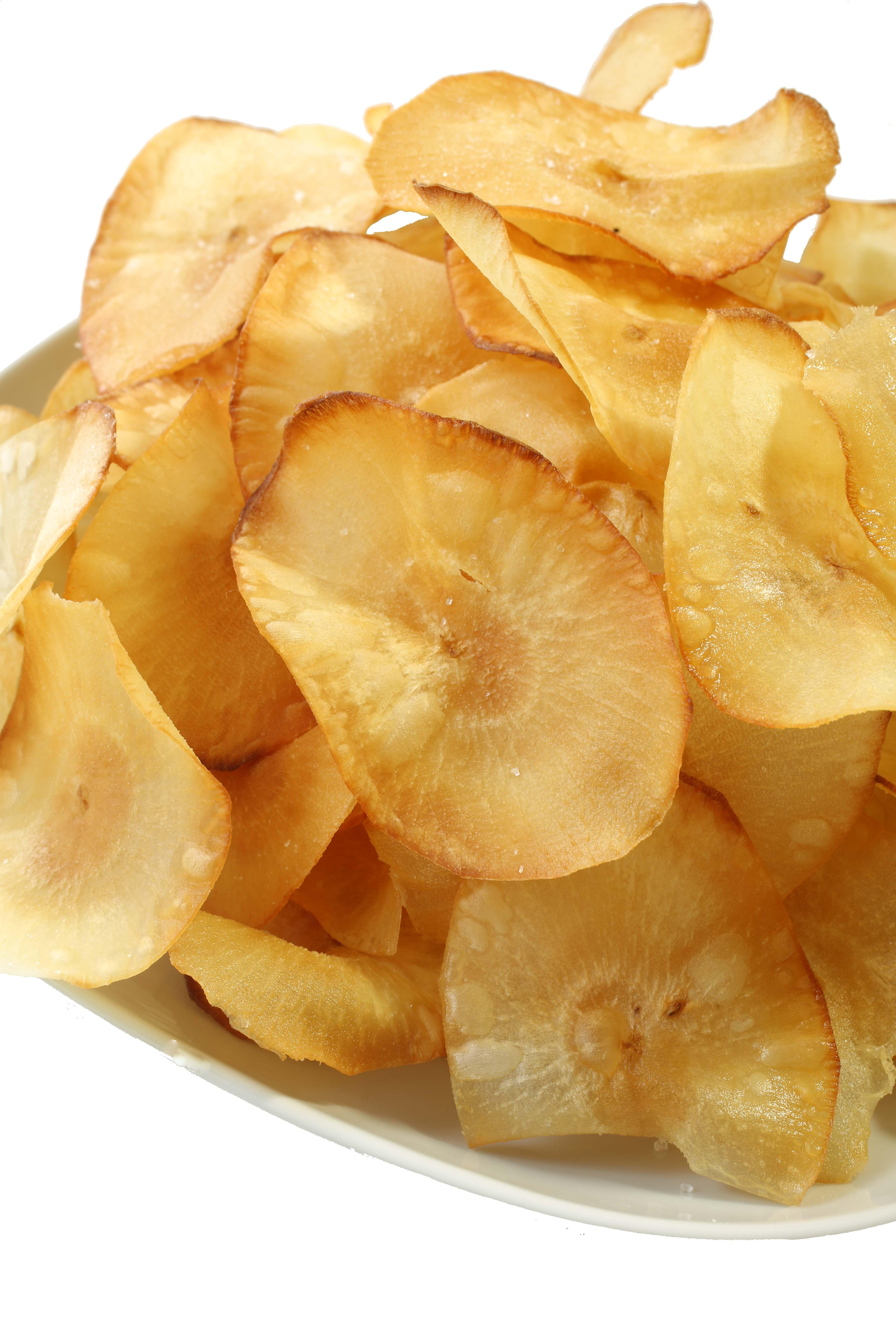 how to cook cassava chips