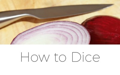 How to Master Dicing
