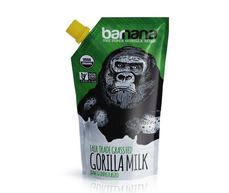 Gorilla Milk: The New Superfood?