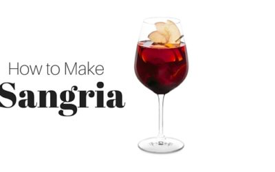 Pantry Raid: How to Make Sangria