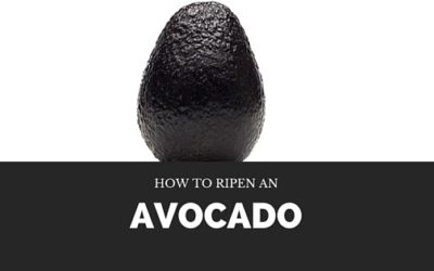 Is There a Secret For How to Ripen an Avocado?