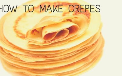 Pantry Raid: How to Make Crepes