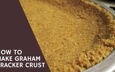 Pantry Raid: How to Make Graham Cracker Crust