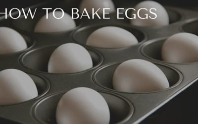 Pantry Raid: How to Bake Eggs