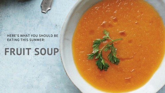What is Fruit Soup and Why is it Perfect for Summer?