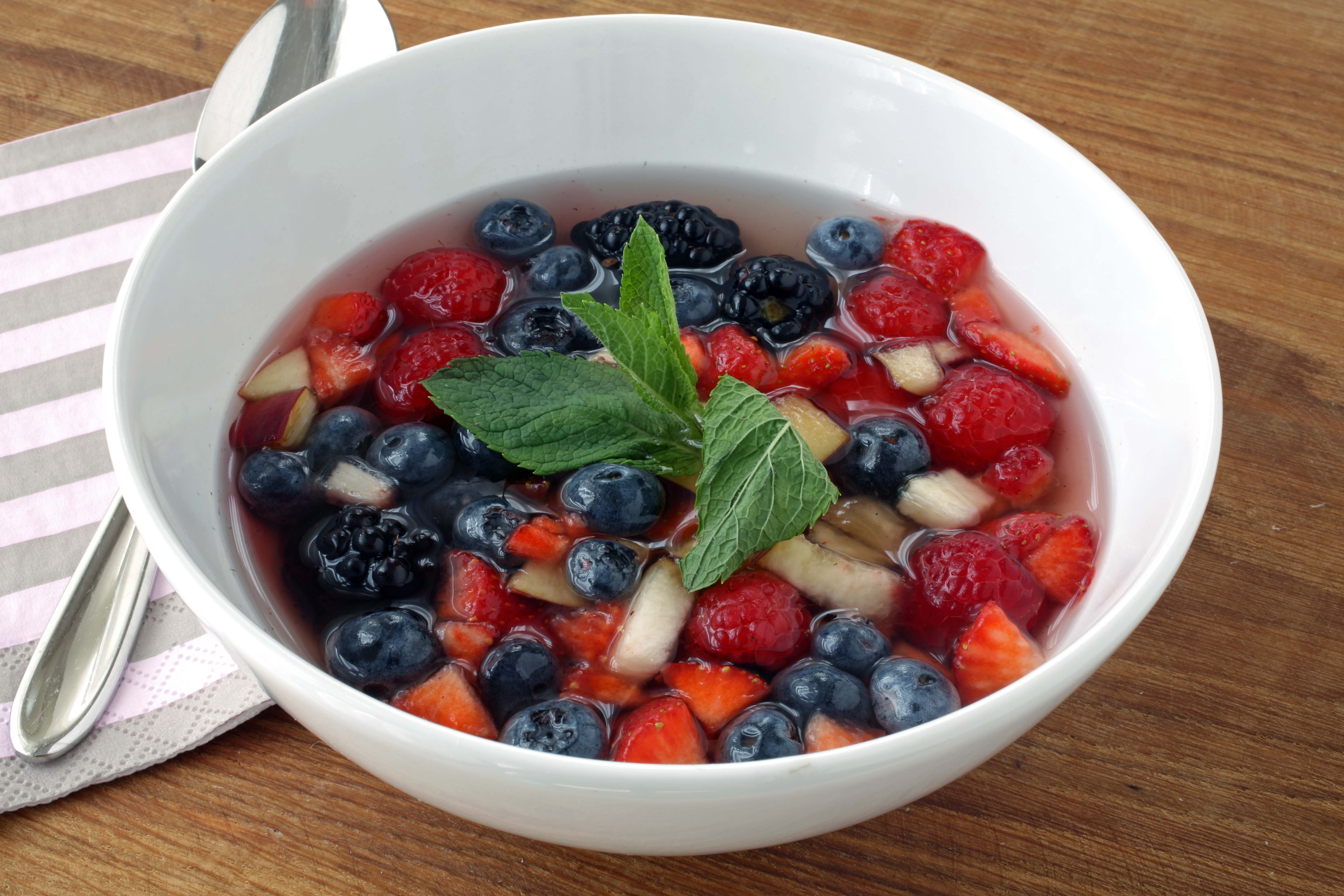Cold Soups For Summer