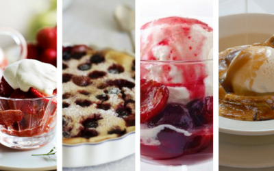What are the Classic Fruit Desserts?