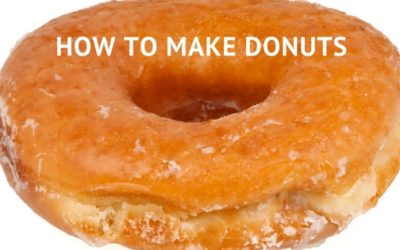 Pantry Raid: How to Make Donuts