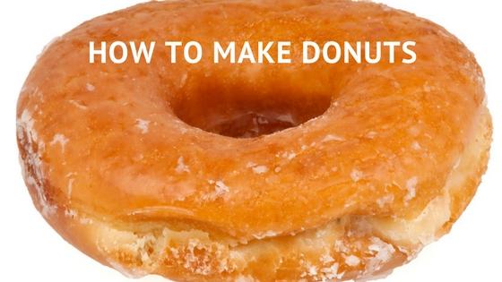 Pantry Raid: How to Make Donuts