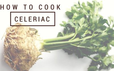 Pantry Raid: How to Cook Celeriac