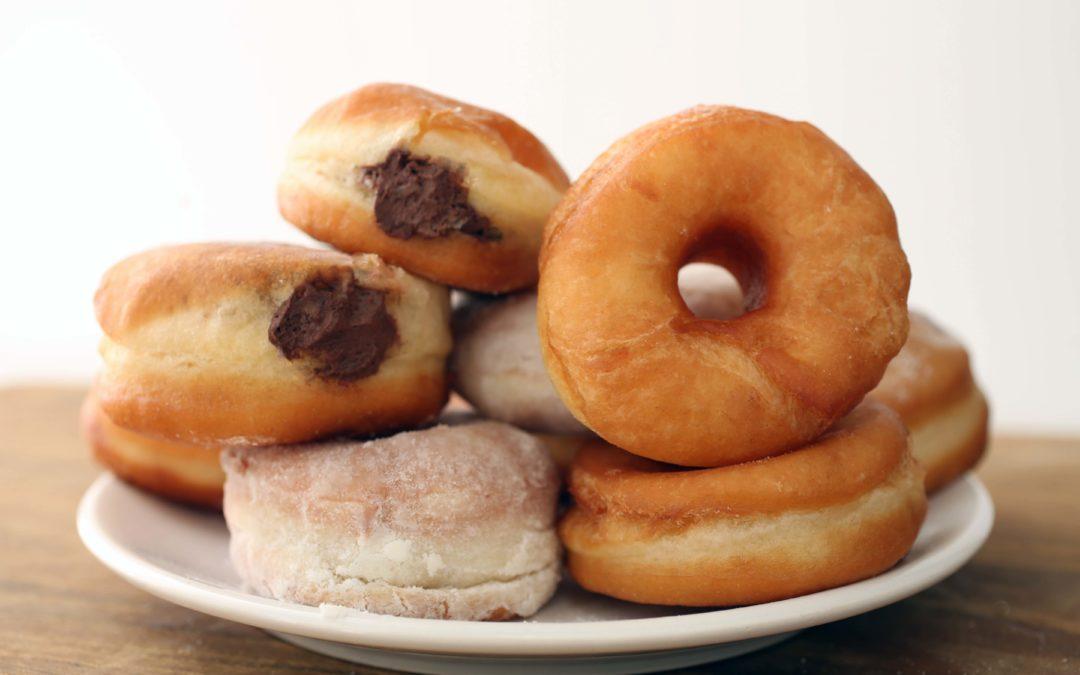 How To Make Brioche Doughnuts