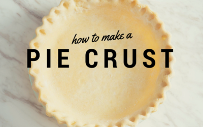Pantry Raid: How to Make Pie Crust