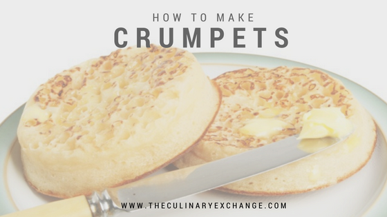 Pantry Raid: How to Make Crumpets
