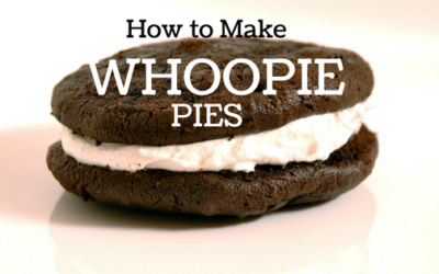 Pantry Raid: How to Make Whoopie Pies