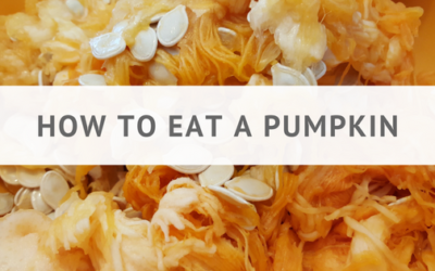 Pantry Raid: How to Eat a Pumpkin