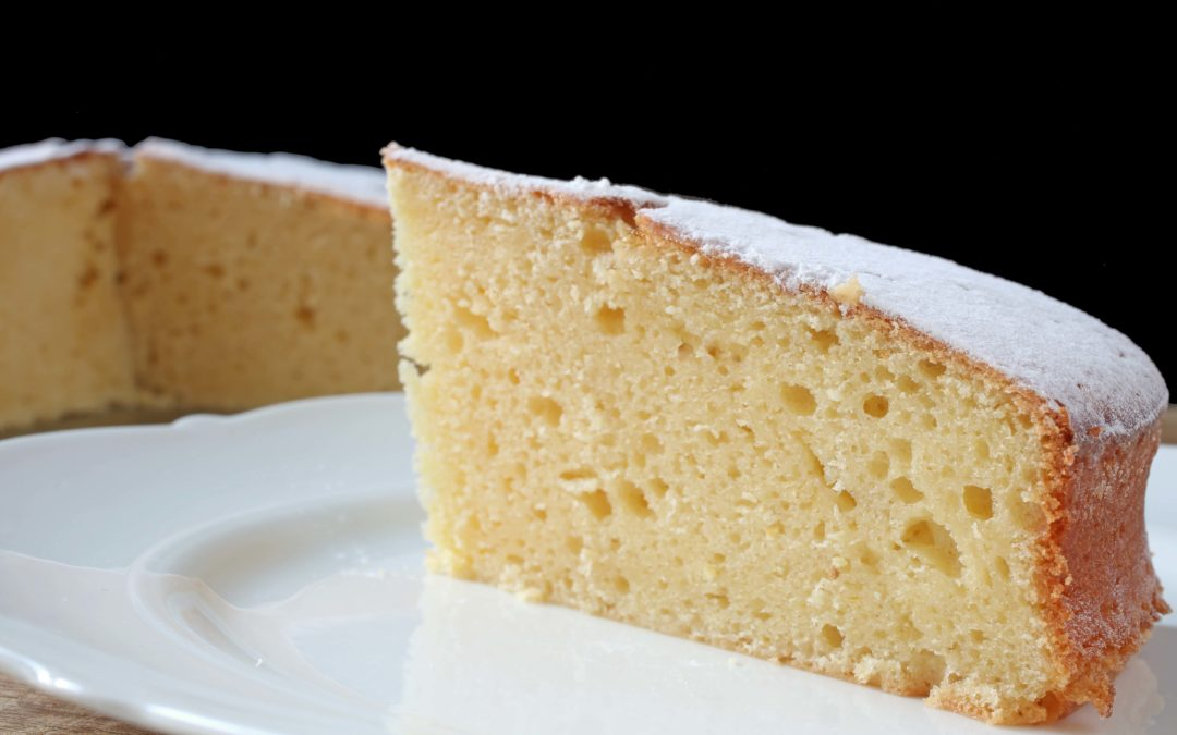 How To Make Pound Cake: Lemon and Greek Yogurt