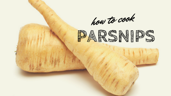 Pantry Raid: How to Cook Parsnips
